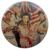 Culture Club - 'Group Flags' Button Badge